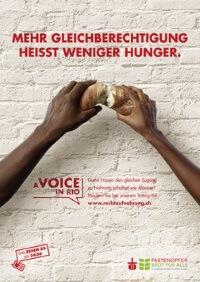 Campagne 2012, Pain pour le prochain, Action de Carême