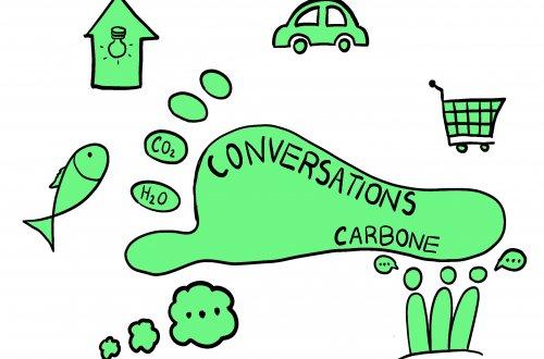 Conversations carbone empreinte